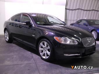 Prodám Jaguar XF 3,0i V6, rezervovano