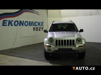 Prodám Jeep Cherokee 2,5 CRD LIMITED, MANUÁL