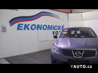 Prodám Nissan Qashqai 1,6 i, REZERVOVANO
