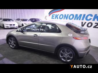 Prodám Honda Civic 1,8, REZERVOVÁNO