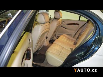 Prodám Jaguar S-Type 2,7 D, REZERVOVANO