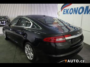 Prodám Jaguar XF 4,2 V8, kůže, navi, xenon