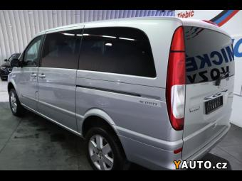 Prodám Mercedes-Benz Viano 2,2 DCI, 8 míst, 4 matic, at, zár