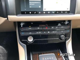 Prodám Jaguar XF 2.0d, facelift lzaruka do 202