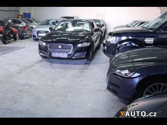 Prodám Jaguar XF 2.0D, REZERVOVANO