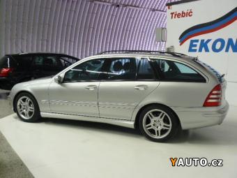 Prodám Mercedes-Benz Třídy C 30 CDI AMG, top stav