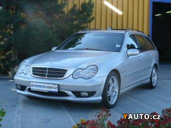 Prodám Mercedes-Benz Třídy C 32 AMG TOP STAV