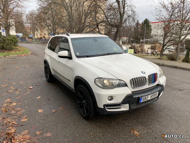 Prodám BMW X5 3.0 SD Sport Paket xDrive