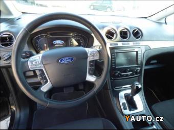 Prodám Ford Galaxy 2,0 TDCi, 1. maj., PowerShift, Dig