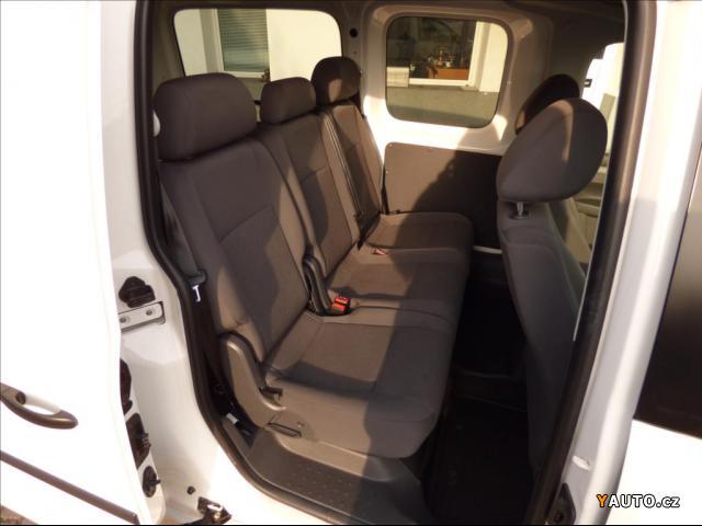 prod m volkswagen caddy 1 6 tdi rezervace maxi 1 maj. Black Bedroom Furniture Sets. Home Design Ideas