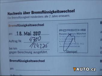 Prodám Porsche Macan 3,0 S PDK, Bi-Xenon, Navi, Panora