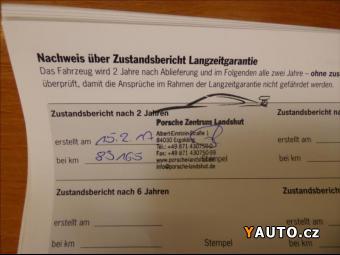 Prodám Porsche 911 3,5 Carrera 4 PDK, 1. maj., LED, B