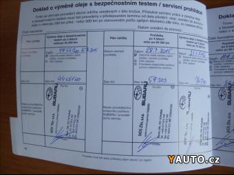 Prodám Subaru XV 2,0 D, 1. maj. ČR, Klima, serviska