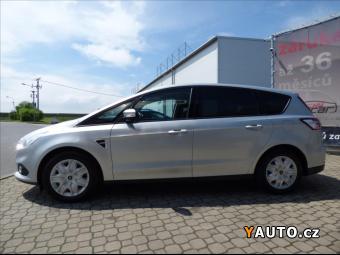 Prodám Ford S-MAX 2,0 TDCi, Navi, park. asist, Digi