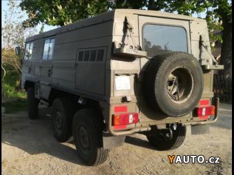 Prodám Steyr 2,5 PUCH STEYR PINZGAUER 712