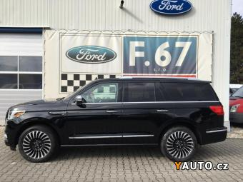 Prodám Lincoln Navigator Black Label 3,5 Biturbo