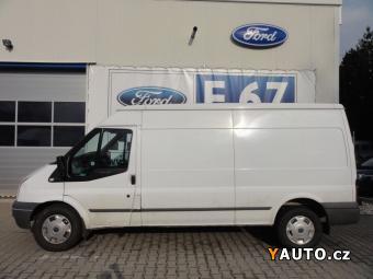 Prodám Ford Transit 350L CZ AC od FORD67. cz záruka