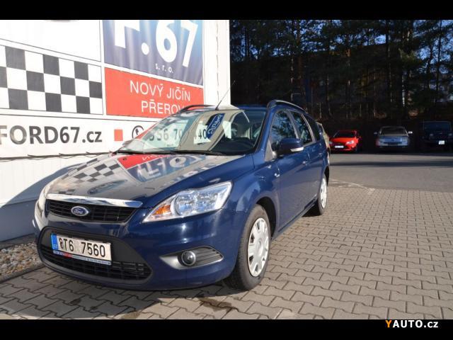 Prodám Ford Focus CZ AC od FORD67. cz záruka 12M