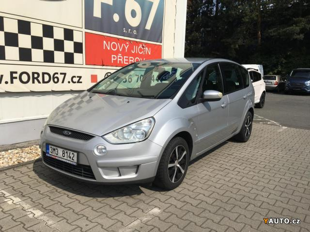 Prodám Ford S-MAX 2.0 TDCi Trend