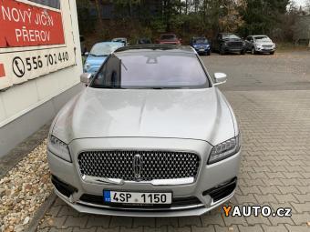 Prodám Lincoln Continental 3,0 biturbo od FORD67. cz