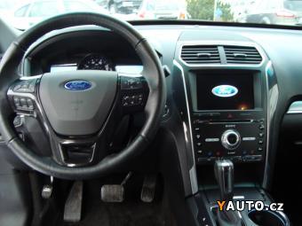 Prodám Ford Explorer 3,5 bi-turba Sport