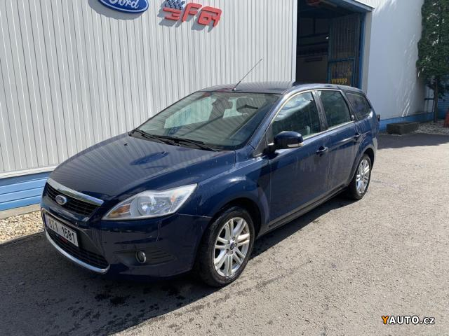 Prodám Ford Focus 1,8TDCi CZ od FORD67. cz