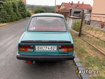 Prodám Škoda 120 120L BEZ KOROZE DOBRÝ STAV