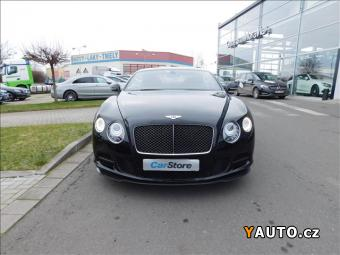 Prodám Bentley Continental GT Speed 625PS