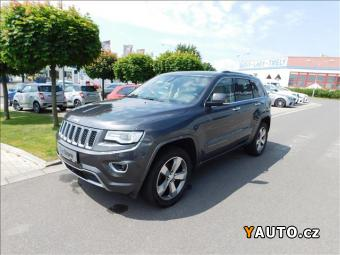 Prodám Chrysler Jeep Grand Cherokee 3.0 CRD Overland