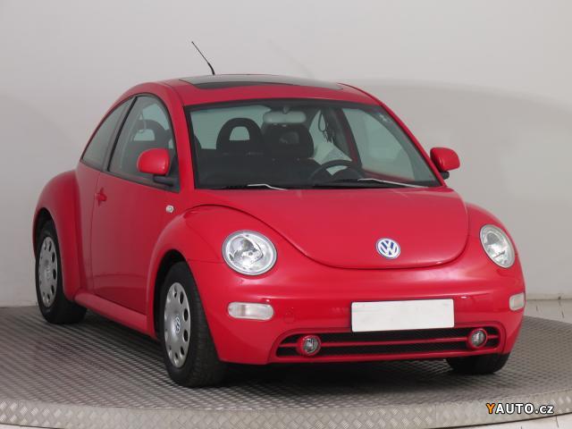 dcde69f2b13 Prodám Volkswagen New Beetle 1.9 TDI 66kW prodej Volkswagen New ...