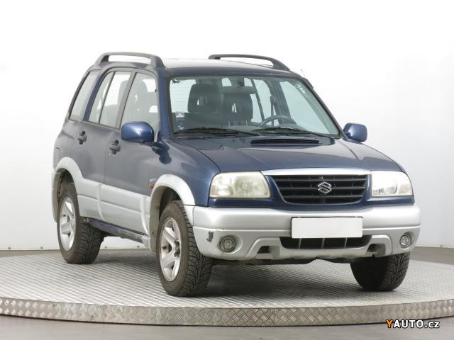 Prodám Suzuki Grand Vitara 2.0 HDI 110 80kW