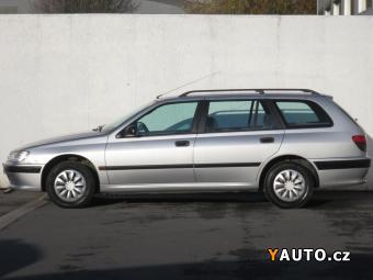 Prodám Peugeot 406 1.8 16V 81kW