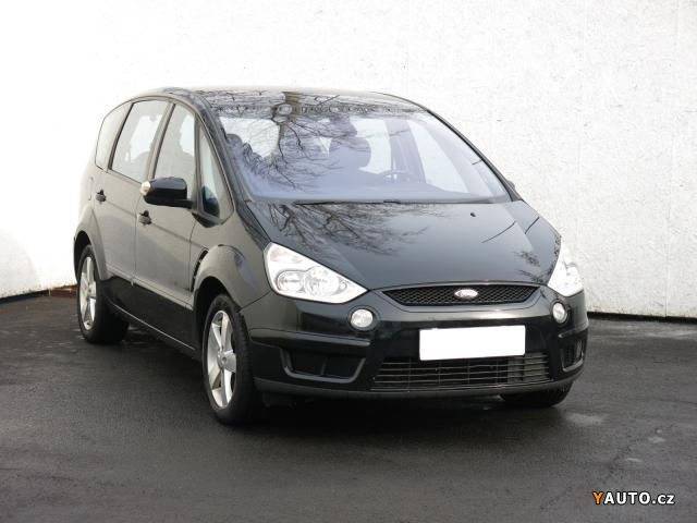 Prodám Ford S-MAX 2.0 Duratec 107kW