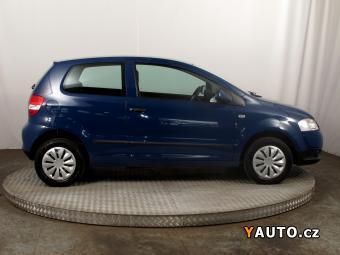 Prodám Volkswagen Fox 1.2i 40kW