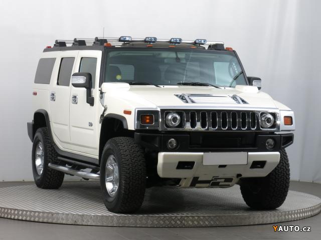 Prodám Hummer H2 6.0 232kW