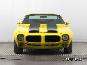 Prodám Pontiac Firebird 400 cu in (6.6 V8) 186kW