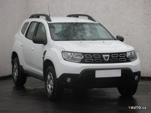 Prodám Dacia Duster 1.6 SCe 84kW