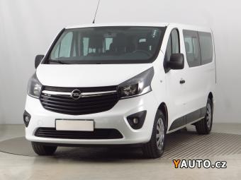 Prodám Opel Vivaro 1.6 BiCDTI 92kW