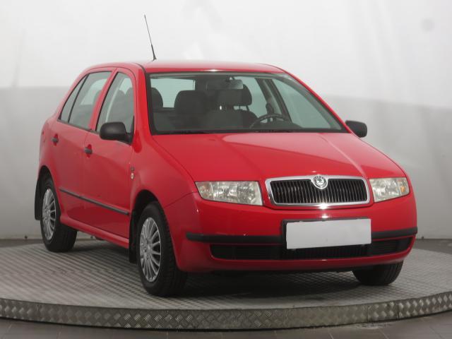 Prodám Škoda Fabia 1.4 44kW