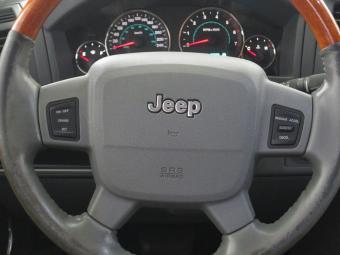 Prodám Jeep Grand Cherokee 3.0 CRD 160kW