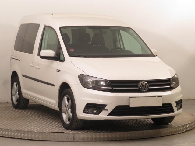 Prodám Volkswagen Caddy 1.4 TSI 92kW