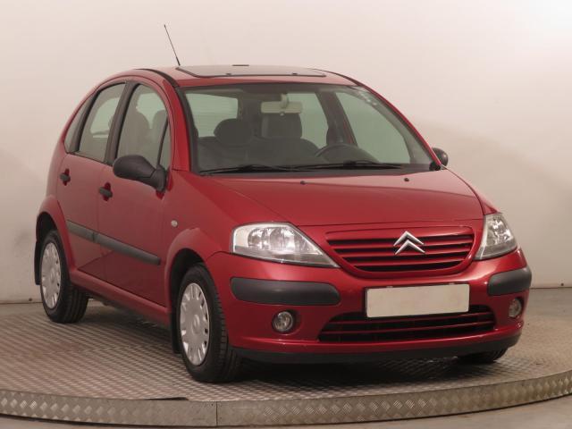 Prodám Citroën C3 1.1 i 44kW