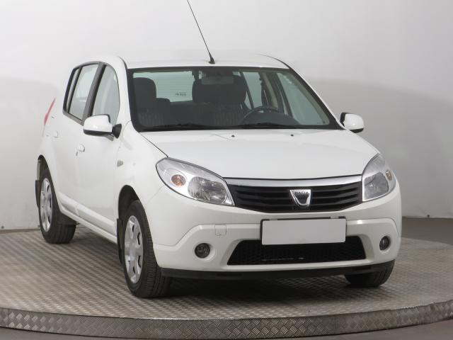Prodám Dacia Sandero 1.2 16V LPG 53kW