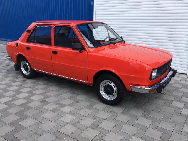 Prodám Škoda 120 1.2 36kW