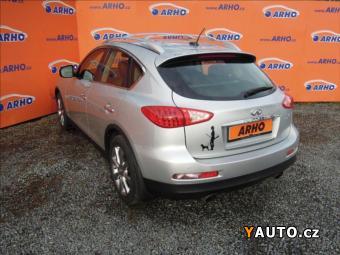 Prodám Infiniti EX35 3,5 V6, 218kW, MAXIMÁLNÍ VÝBAVA