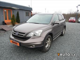 Prodám Honda CR-V 2,2 i-DTEC, ČR, 1 MAJ., AUTOMAT