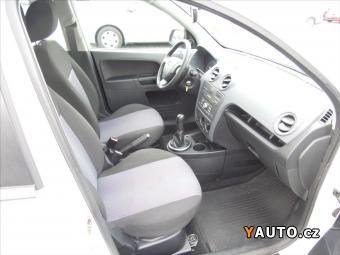 Prodám Ford Fusion 1,4 i, ČR, 2 MAJITEL, SERV. KN.