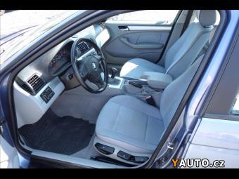 Prodám BMW Řada 3 316i, AUT. KLIMATIZACE.