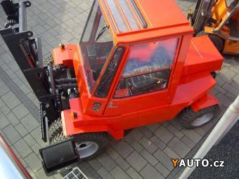 Prodám Desta DVHM 3222 TMK + vytápěná kabin
