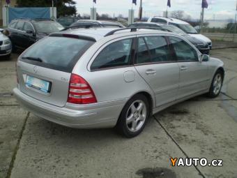 Prodám Mercedes-Benz Třídy C 2,2 CDI Avantgarde